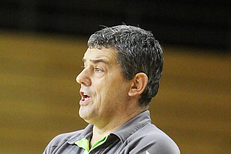 Darko Dunato, trener Kozale