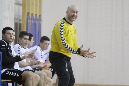 Davor Brajnović vodio je rukometaše Matulja u drugoj ligi