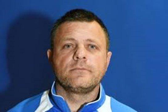 Vedran Knežević, trener Pećina