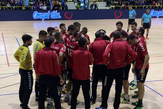 Radni dogovor tijekom utakmice u Bukureštu