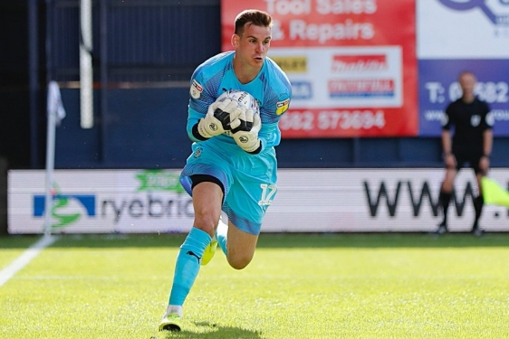 Simon Sluga (Luton City)