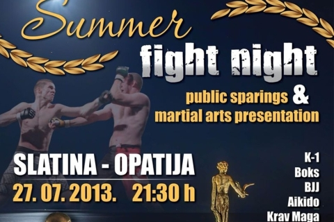 OFC objavio program Summer Fight Nighta, borilački spektakl na plaži Slatina