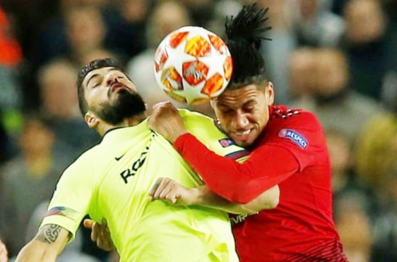 Suarez  i Smalling